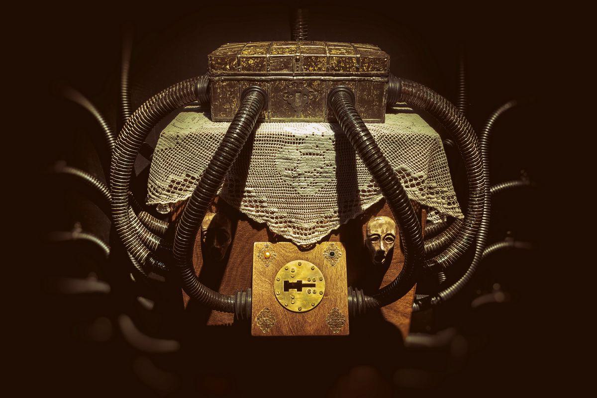 Арт-квест «Кома» фото 6