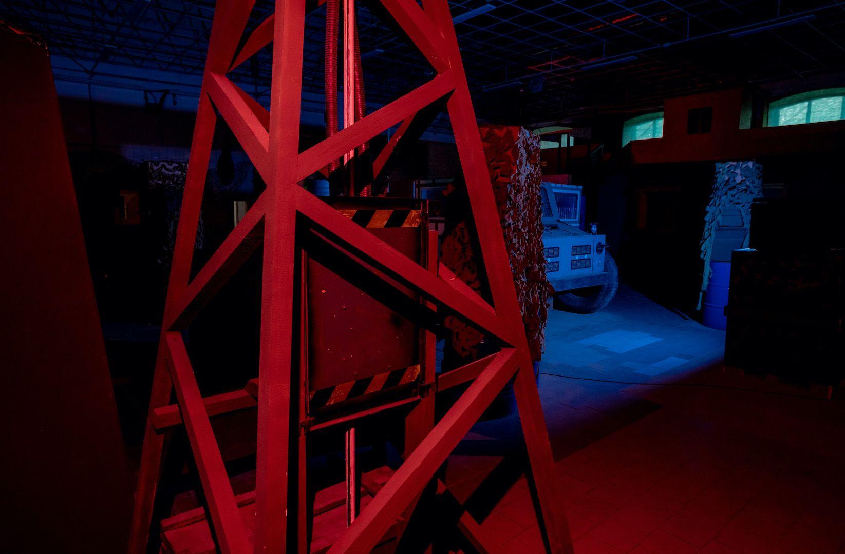 Открытые игры по лазертагу в клубе «Лабиринт» фото 3
