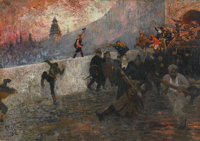Выставка «Илья Репин: известный и неизвестный» фото 2