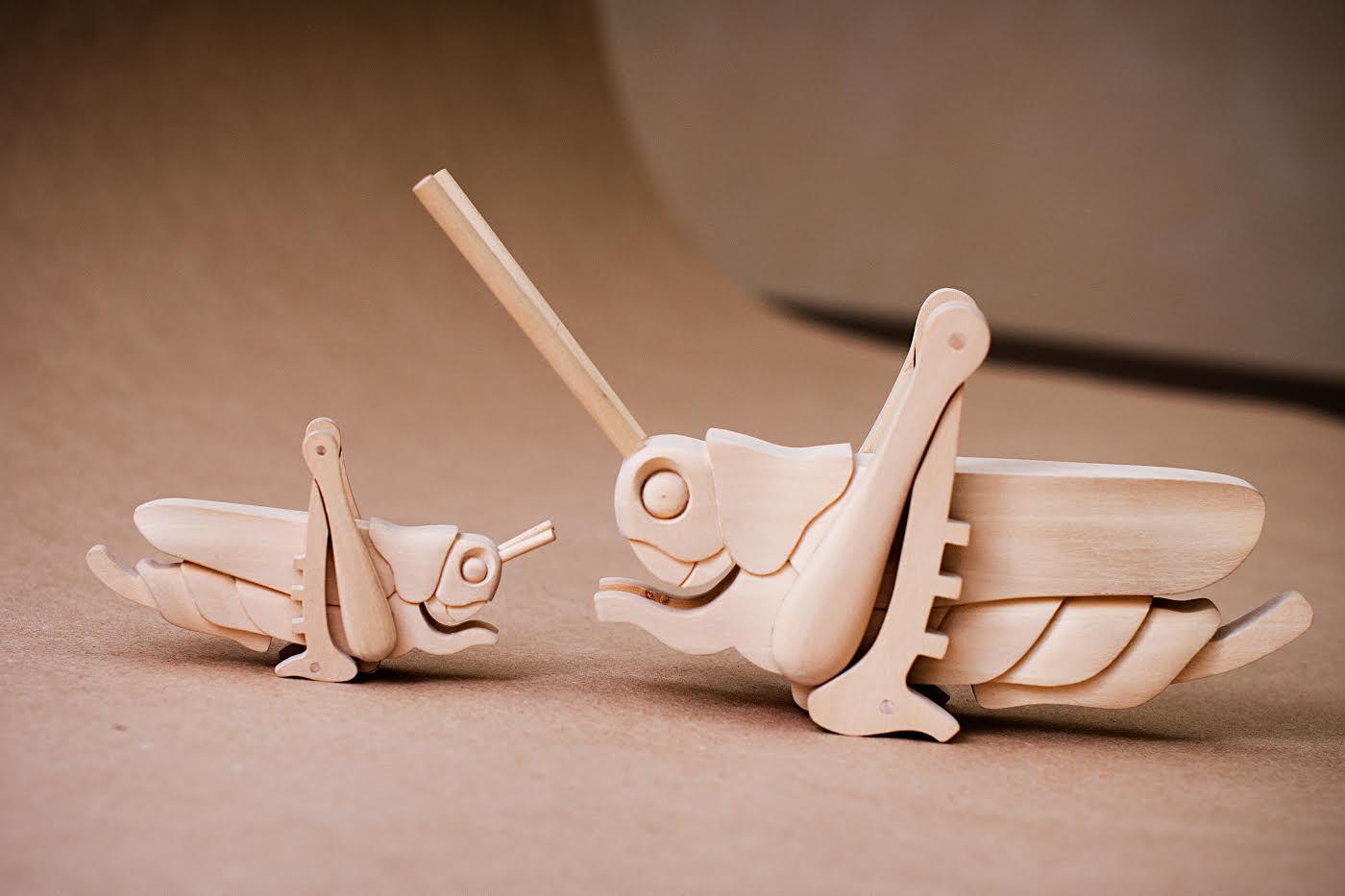 Постоянная экспозиция Музея декоративно-прикладного и народного искусства «Мастер игры» фото 3