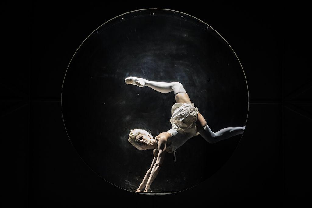 Спектакль «Левша» в Театре Наций фото 6