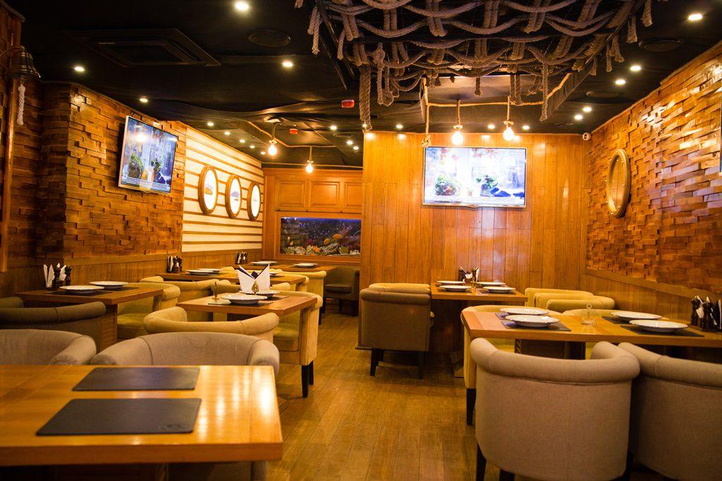 Скидка до 50% на меню и напитки в ресторане Brigante фото 1