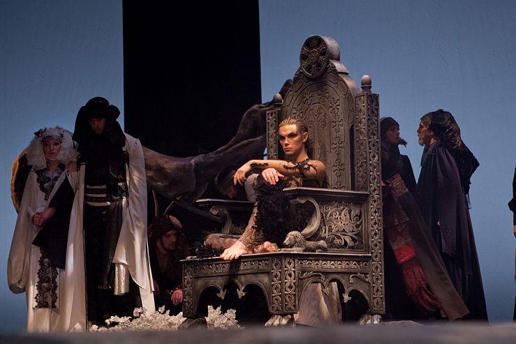 Спектакль «Демон» в Театре им. Ермоловой фото 1