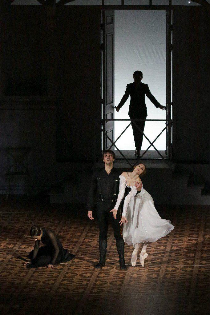 Балет «Герой нашего времени» в Большом театре фото 2
