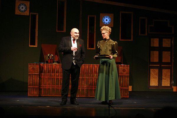 Спектакль «Миллионерша» в Театре «Содружество актеров Таганки» фото 2