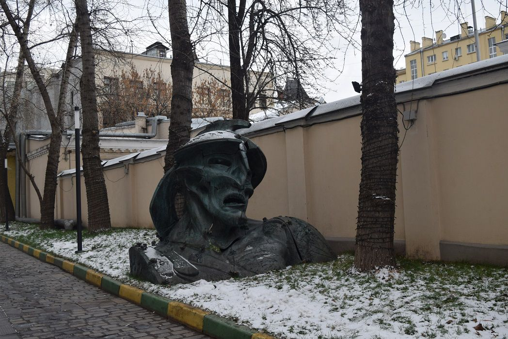 Постоянная экспозиция Центрального дома архитектора «Скульптура в ЦДА» фото 1