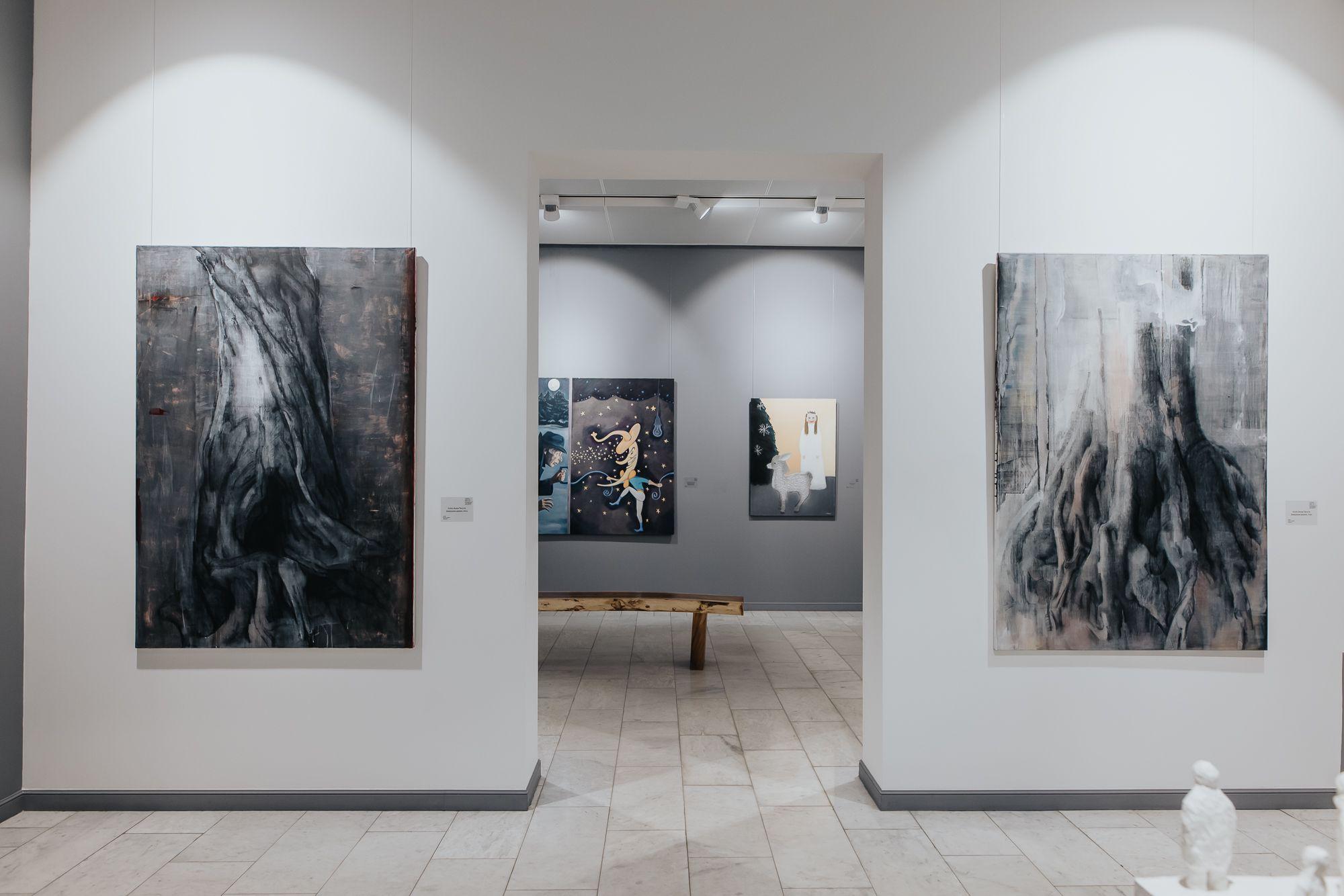 Выставка-продажа «Что происходит на свете? А просто зима» фото 2
