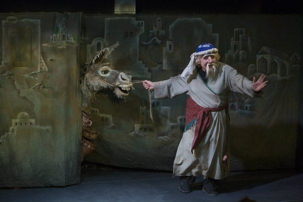 Спектакль «Али-Баба и сорок разбойников» в Театре кукол им. С. В. Образцова фото 1