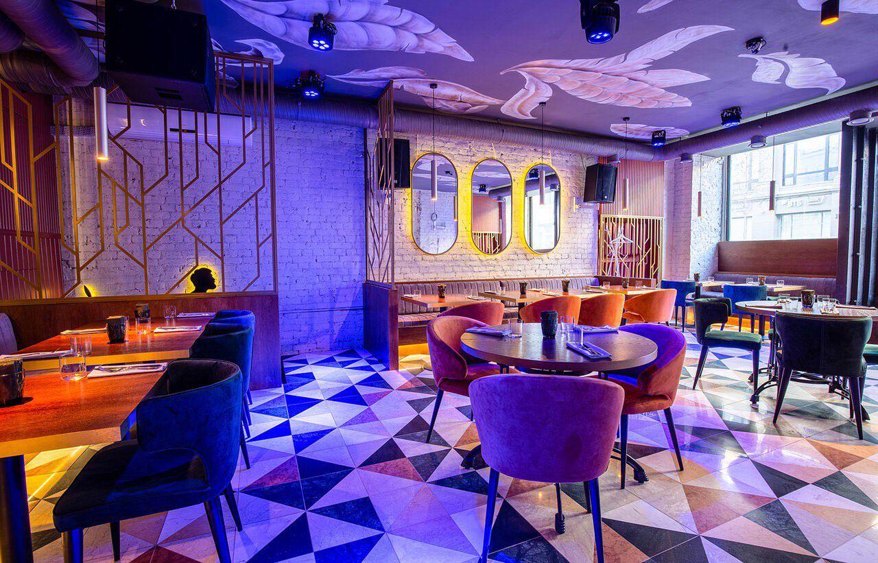 Стендап-шоу Sessia в ресторане Sapiens Est