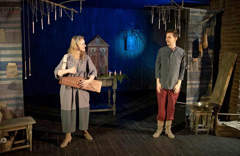 Спектакль «Звезда по пути в Вифлеем» в Театре кукол имени Образцова фото 3
