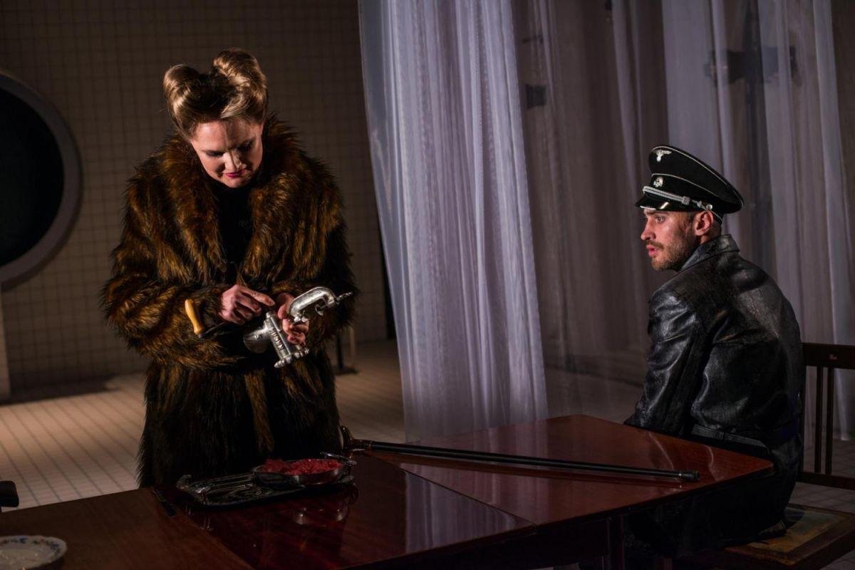 Спектакль «Фантазии Фарятьева» в Электротеатре «Станиславский» фото 4