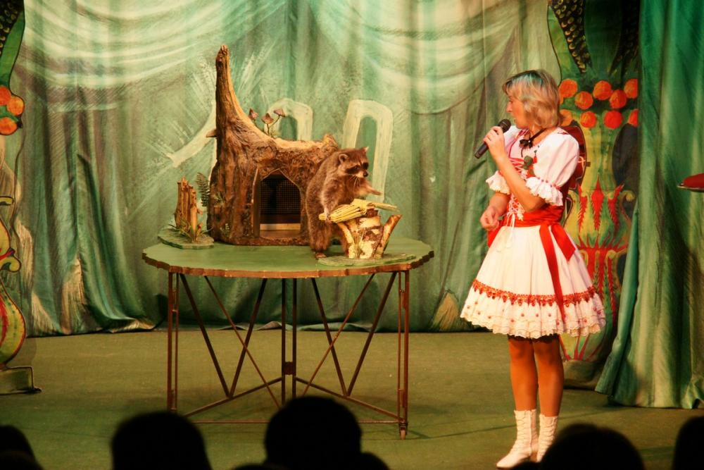 Спектакль–дивертисмент «Забавляя — поучать» в Театре «Уголок дедушки Дурова» фото 2