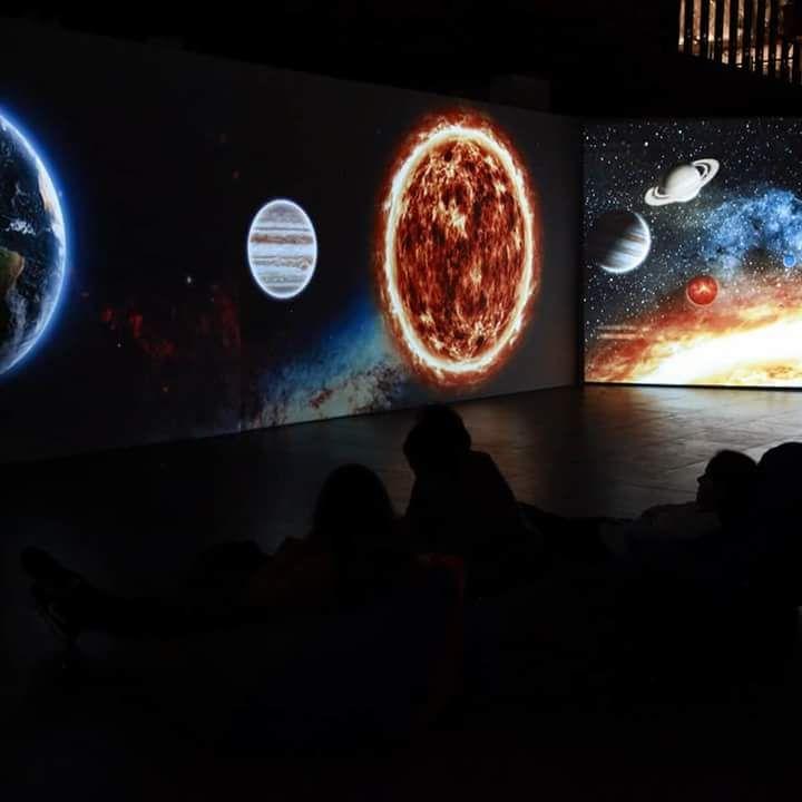 Мультимедийная выставка «Космос: от Галилея до Илона Маска» фото 3