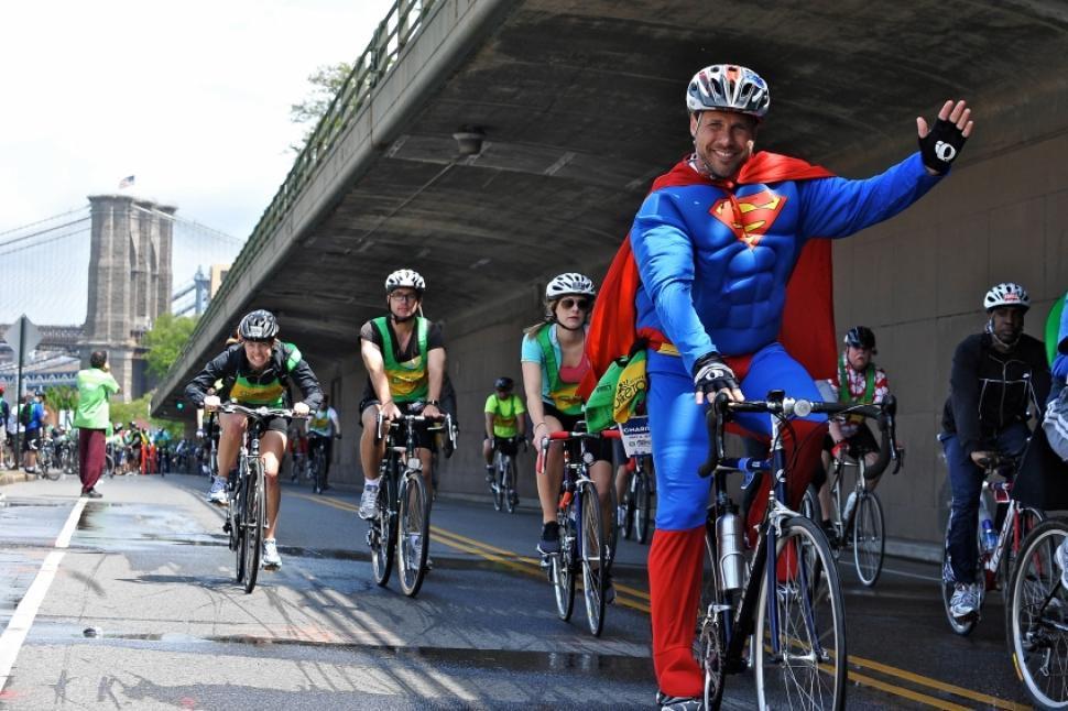 Boro Bike Tour Photos