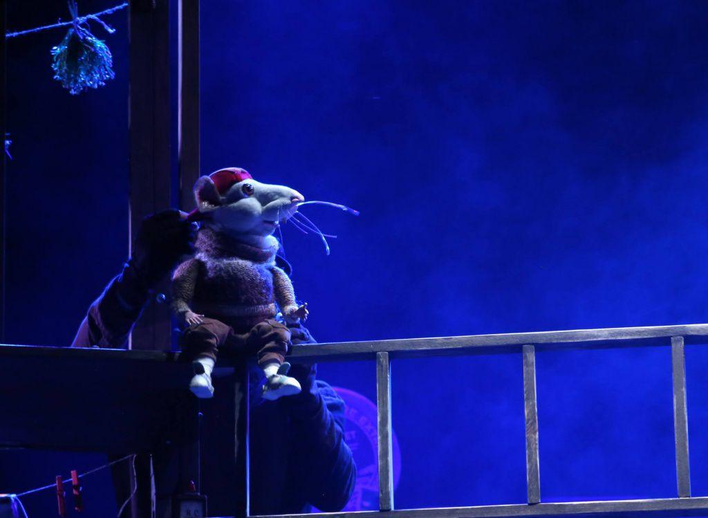Спектакль «Все мыши любят сыр» в Московском театре кукол на Спартаковской фото 4