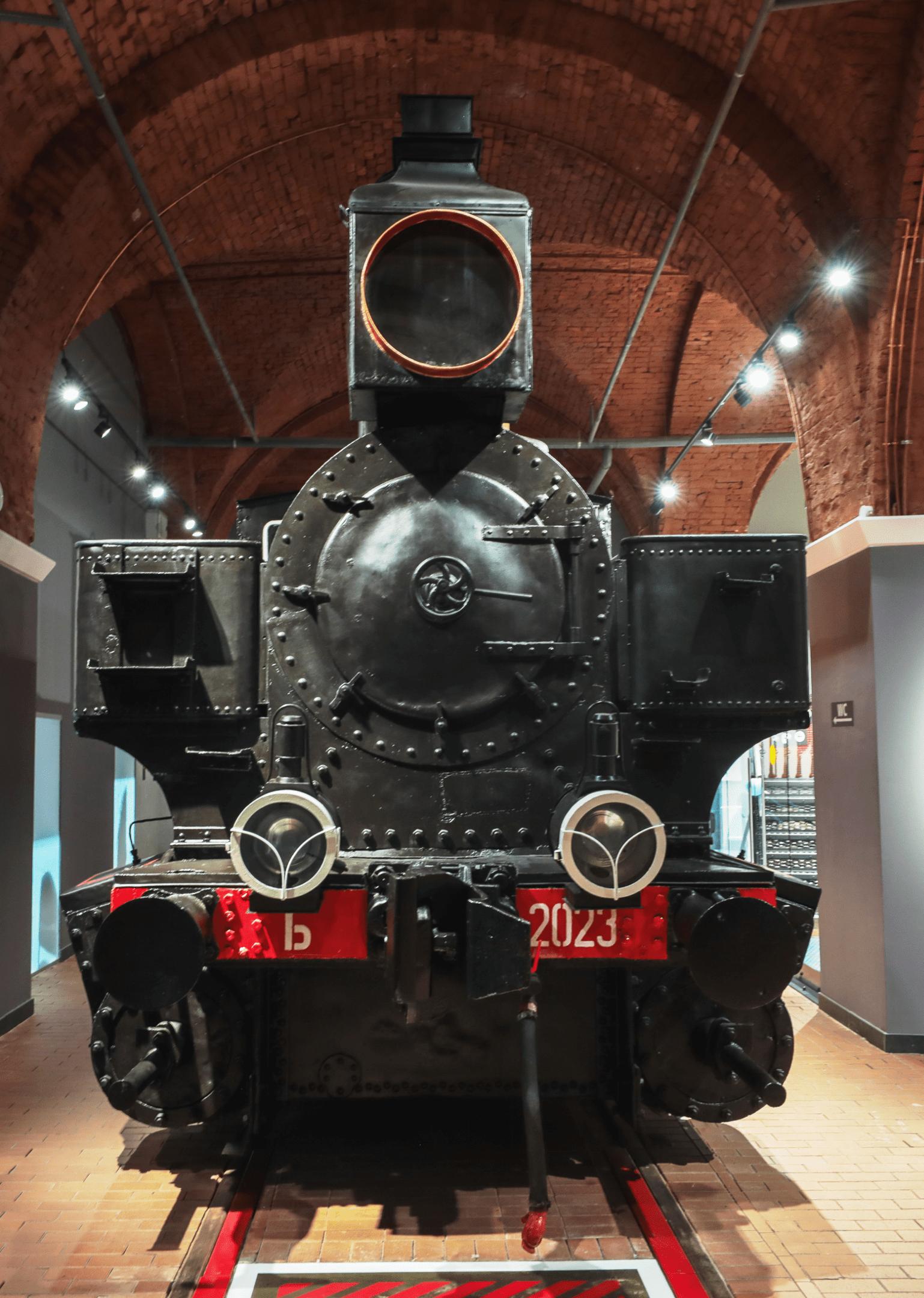 Видеоэксурсии Музея железных дорог России фото 3