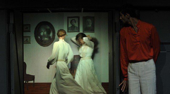 Спектакль «Последние свидания» Ивана Бунина в Театре «Мастерская П. Н. Фоменко» фото 5