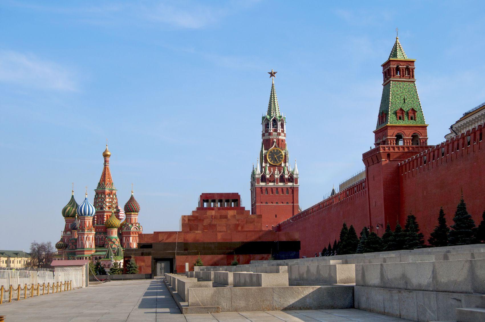 Красная площадь Москва  KudaGocom