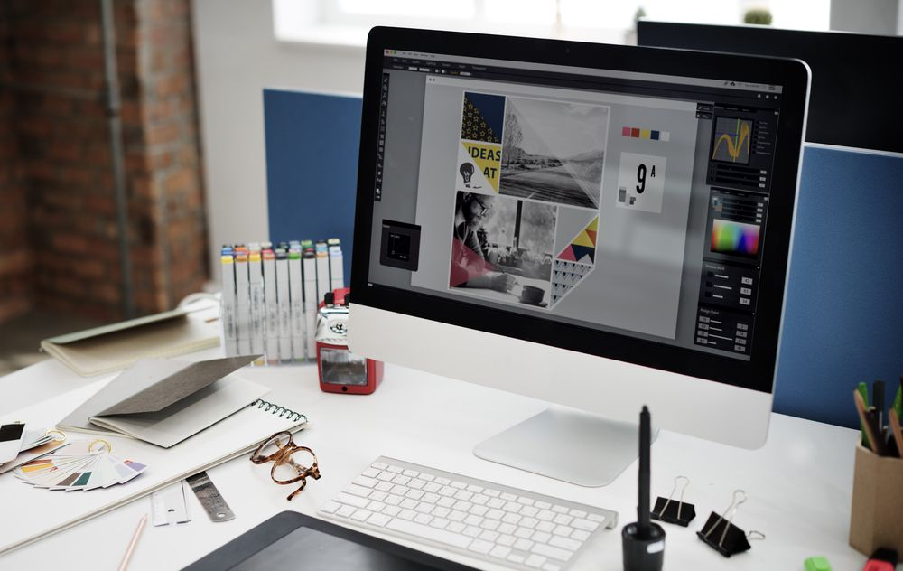 Онлайн-курс «Графический дизайнер» фото 1