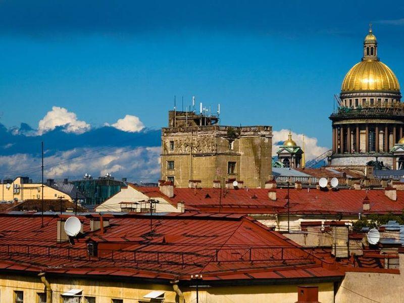 Экскурсия «Автомобильное путешествие по Санкт-Петербургу» фото 3