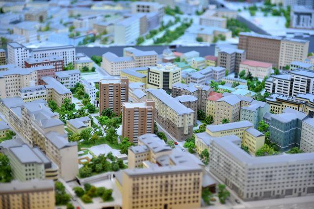 Экспозиция «Москва в миниатюре» фото 1