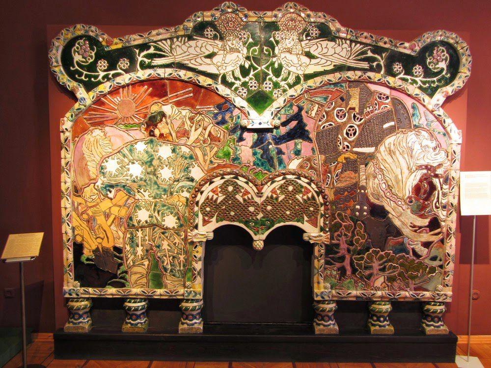 Экспозиция «Декоративно-прикладное искусство России XVII – начала XX веков» фото 1