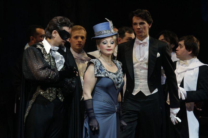 Спектакль «Мистер Икс» в Театре «Московская оперетта» фото 1