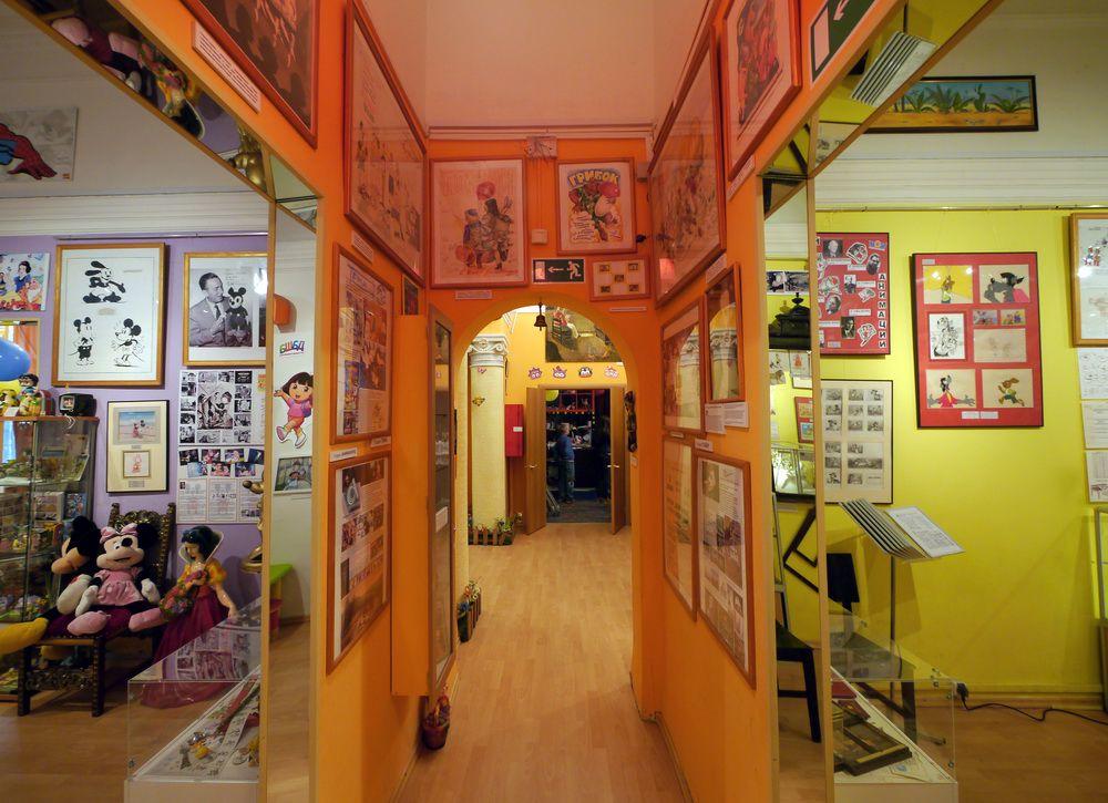 Постоянная экспозиция Музея анимации фото 1