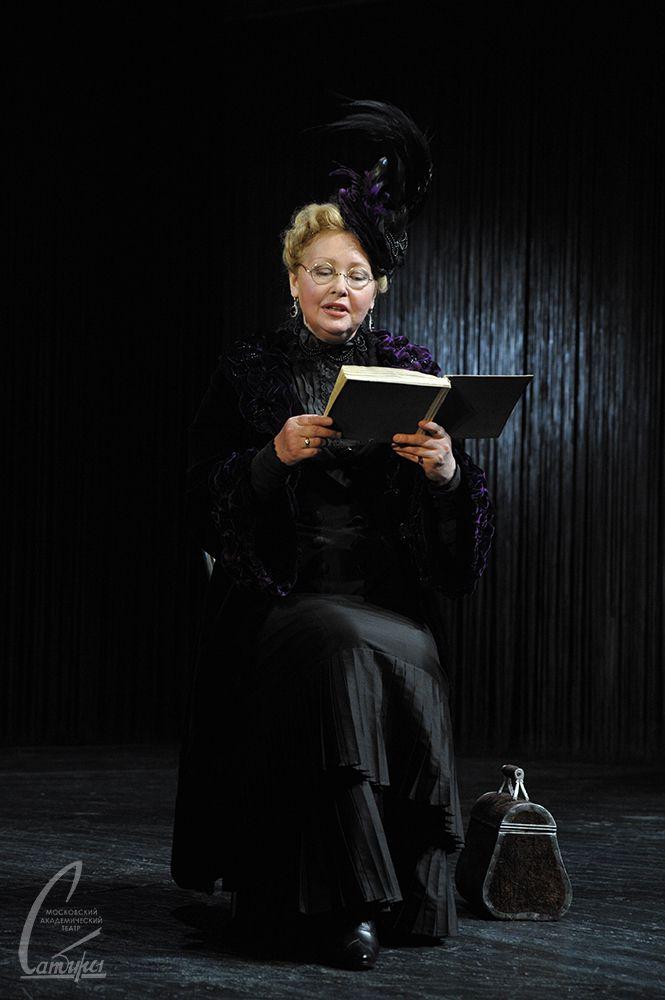Спектакль «Невидимые миру слезы» в Театре сатиры фото 2