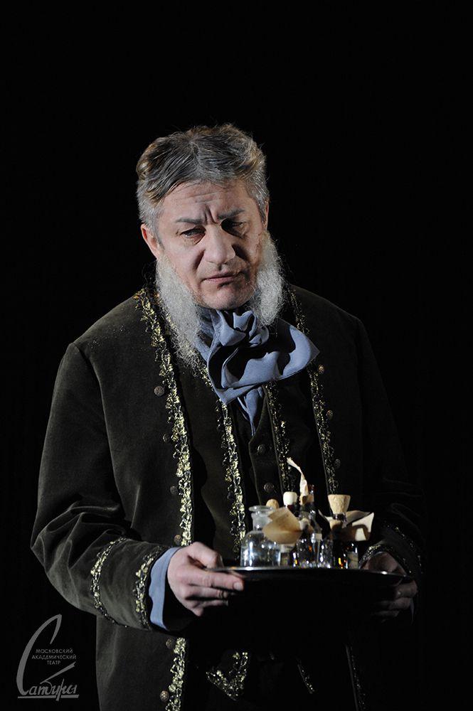 Спектакль «Невидимые миру слезы» в Театре сатиры фото 4