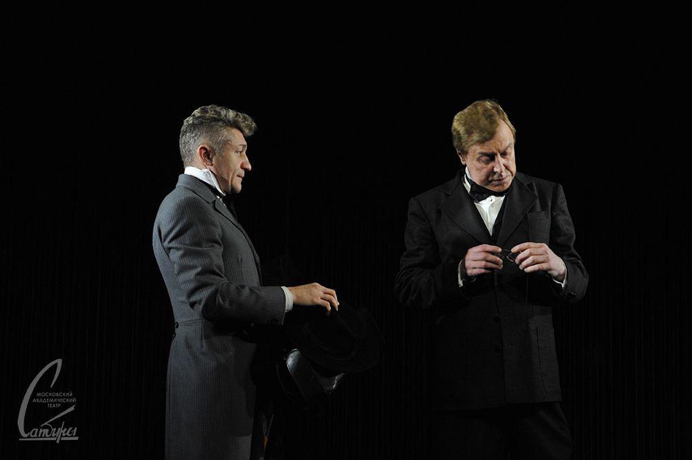 Спектакль «Невидимые миру слезы» в Театре сатиры фото 6