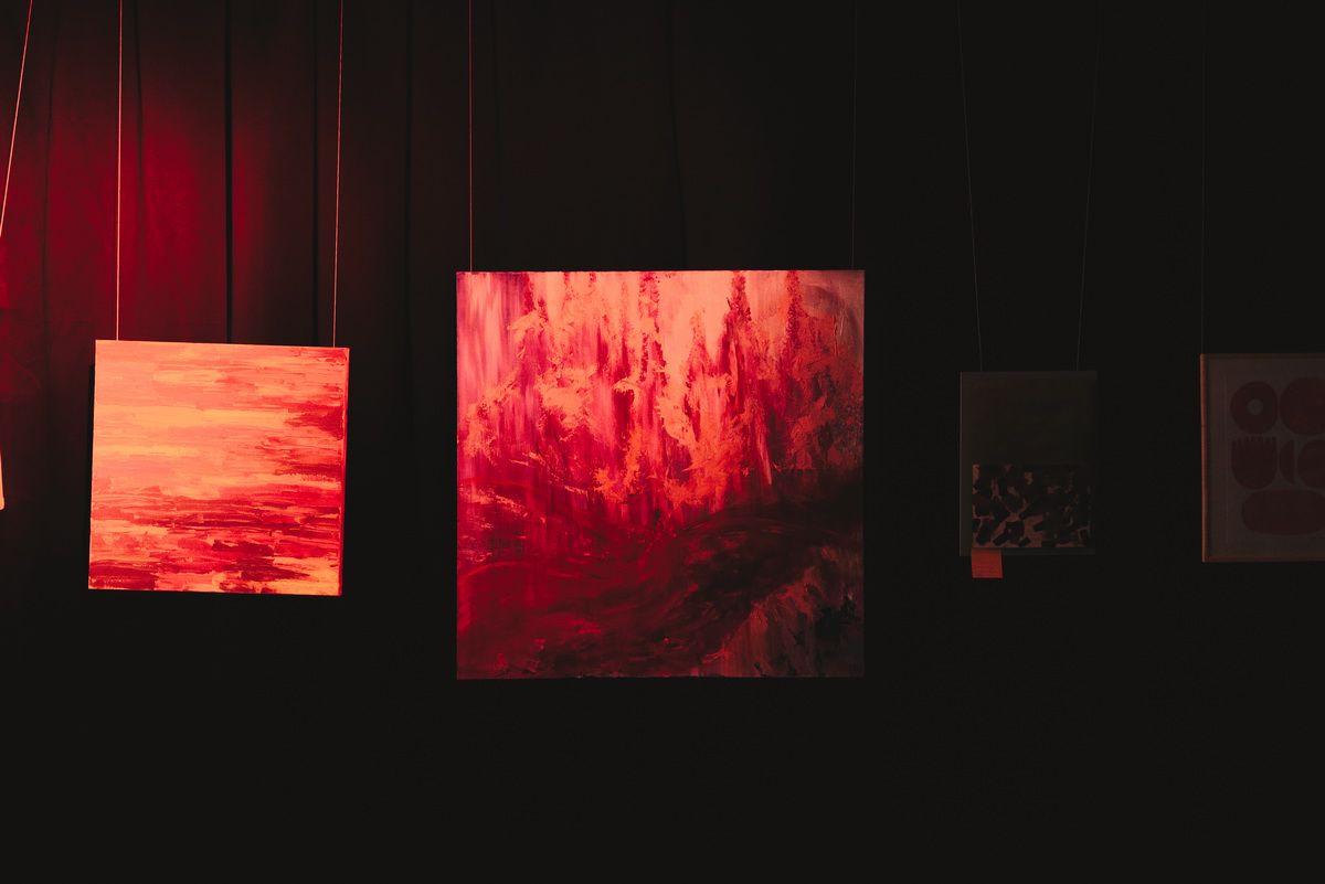 Выставка «АРТ НА ВСЁ» фото 7