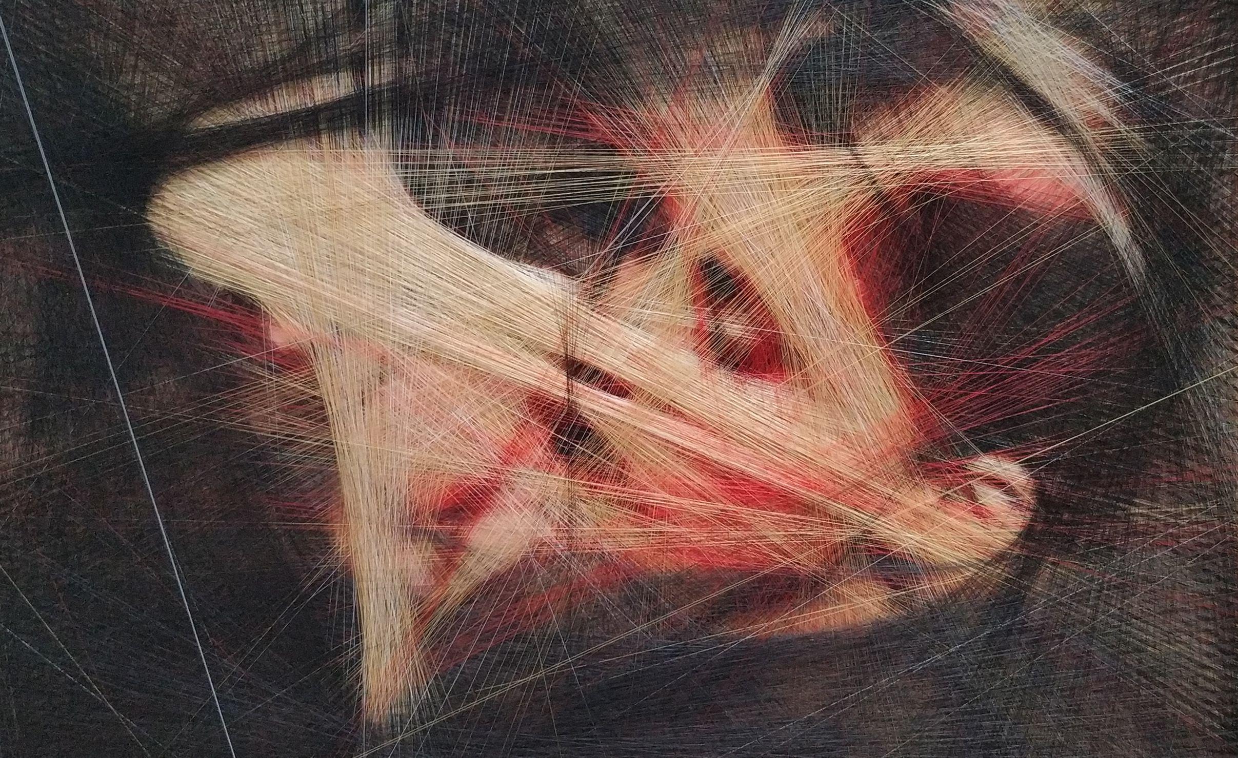 Выставка «Ани и Андрей Абакумовы. Ускользающая нить»