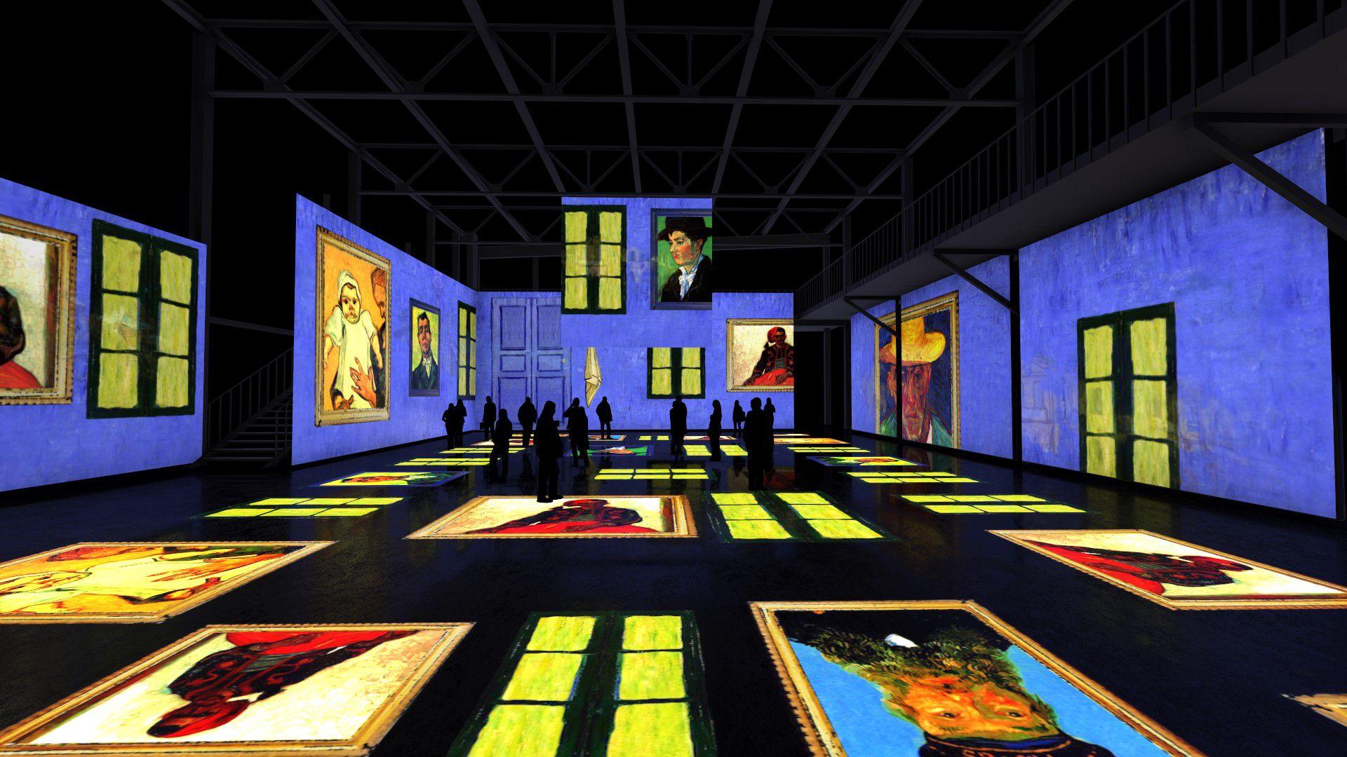 Мультимедийная выставка «Ван Гог. Письма к Тео» фото 3