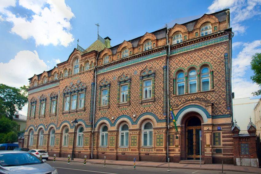 Пешеходная экскурсия «Посольства Москвы: загадки и тайны старинных особняков» фото 2