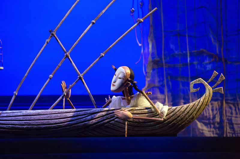Спектакль «Турандот» в Театре кукол имени Образцова фото 1