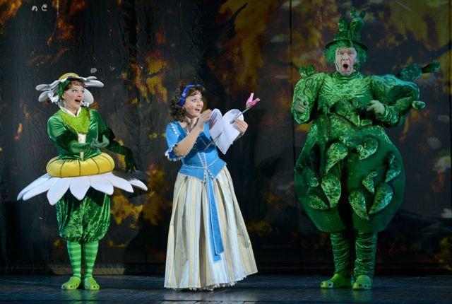 Спектакль «Белоснежка» в Детском музыкальном театре имени Н. И. Сац фото 7