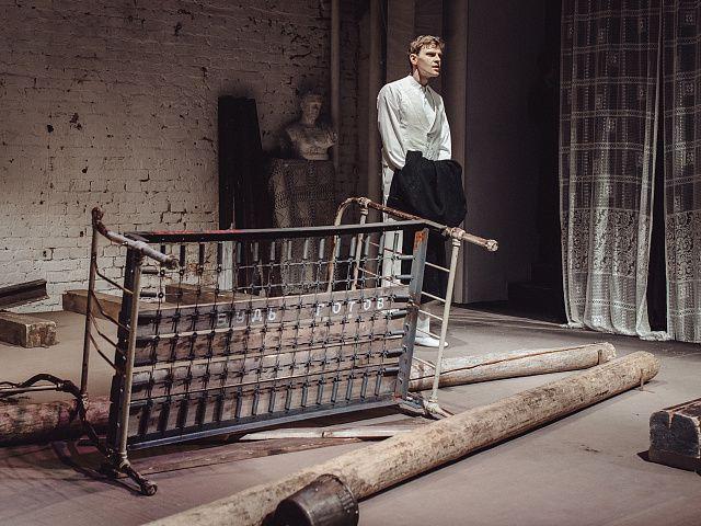 Спектакль «Вишнёвый сад» в театре «Около дома Станиславского» фото 5