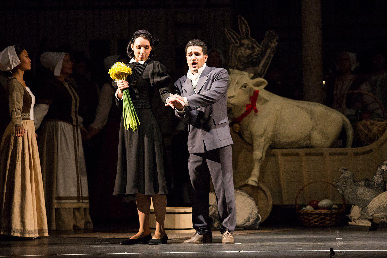 Опера «Фауст» в Театре «Новая опера» фото 8
