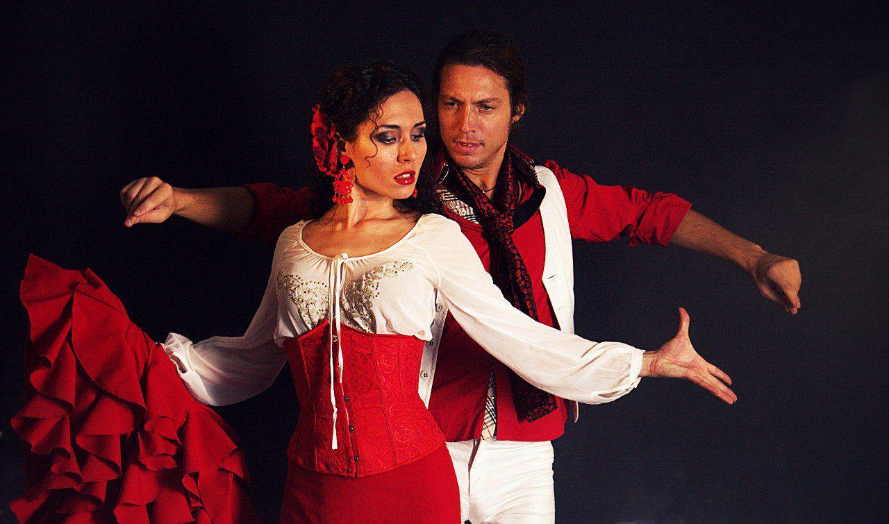 Испания танцы картинки