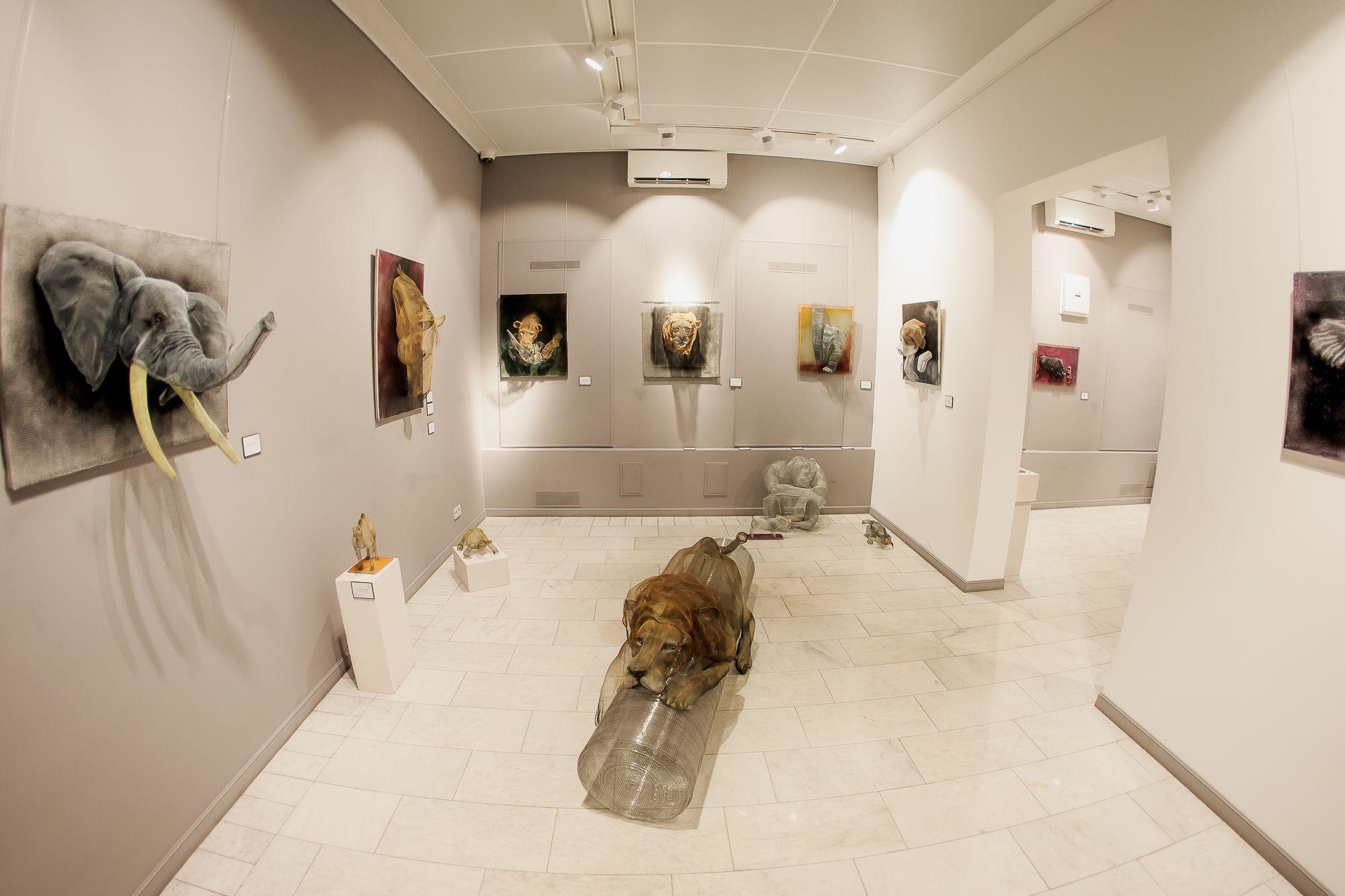 Выставка «Гамарджоба! Кети Мелкадзе» фото 1