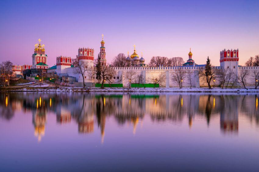 Пешеходная экскурсия «Новодевичий монастырь с посещением Новодевичьего кладбища» фото 1
