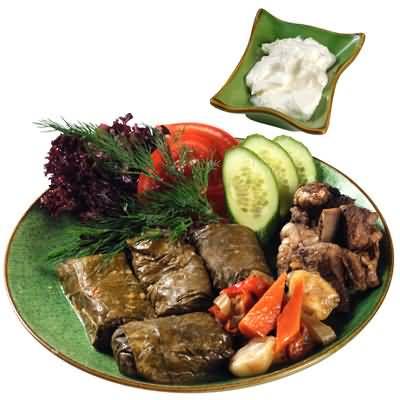 Рецепт блюд из дорады