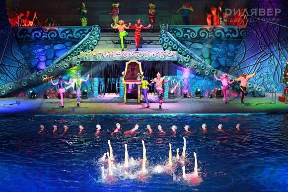 Шоу «Пираты и корабль-призрак» в «Олимпийском» фото 7