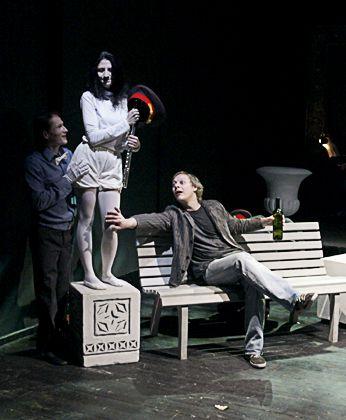 Спектакль «Рыжий» в Театре «Мастерская П. Н. Фоменко» фото 4
