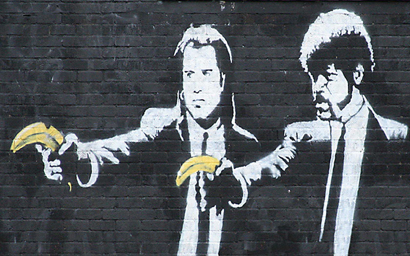 Выставка «Бэнкси: гений или вандал? Решаешь ты!» фото 3