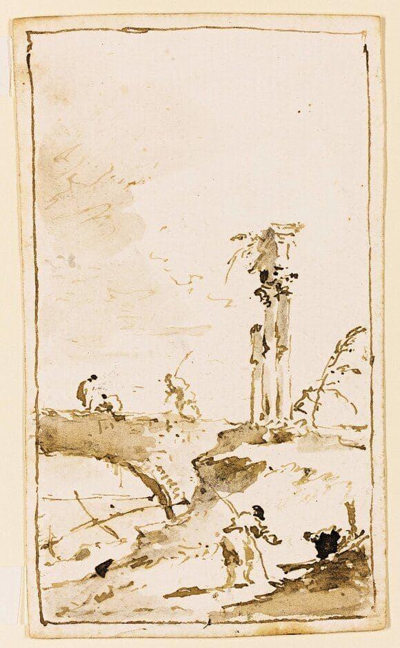 Выставка «Графика XVIII века» фото 5