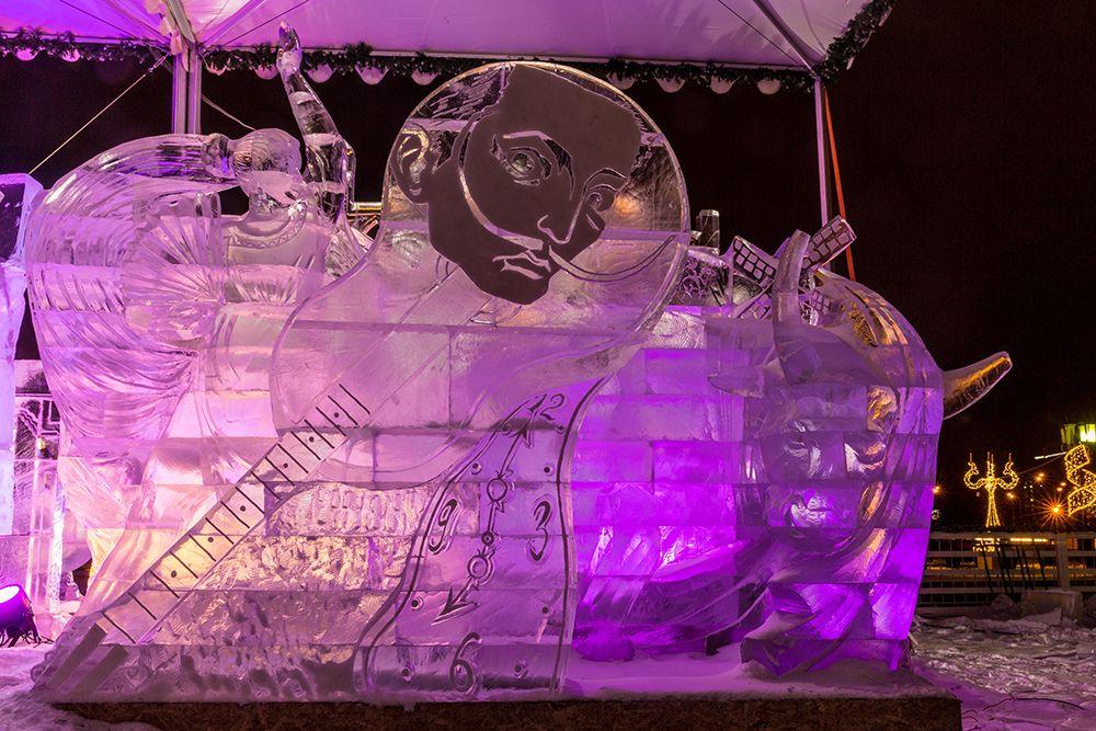 IV Новогодний фестиваль Александра Ковтунца «Ледовая Москва. В кругу семьи» фото 4