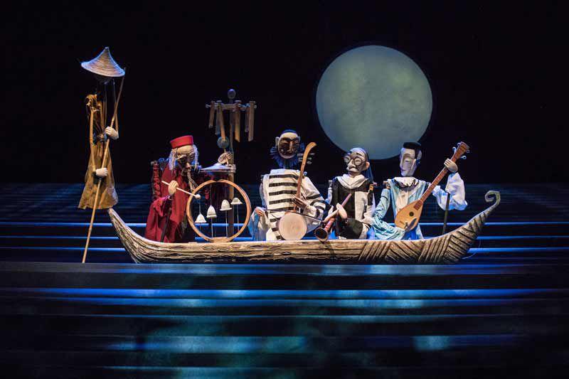 Спектакль «Турандот» в Театре кукол имени Образцова фото 2