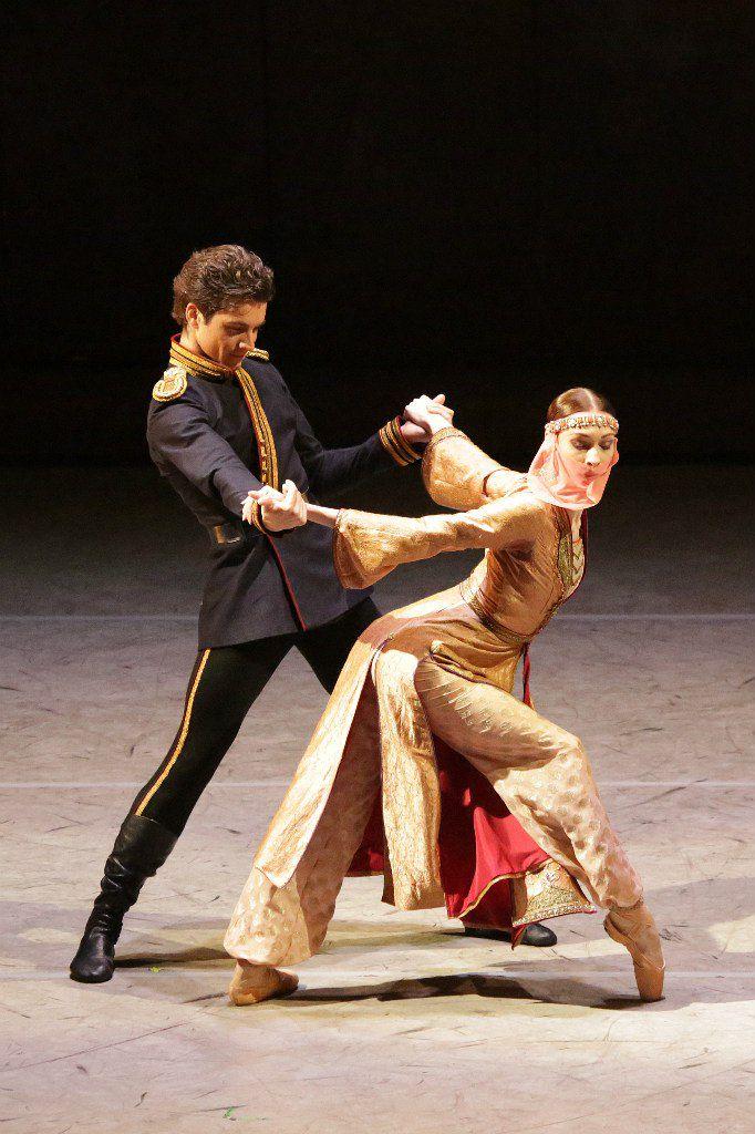 Балет «Герой нашего времени» в Большом театре фото 5